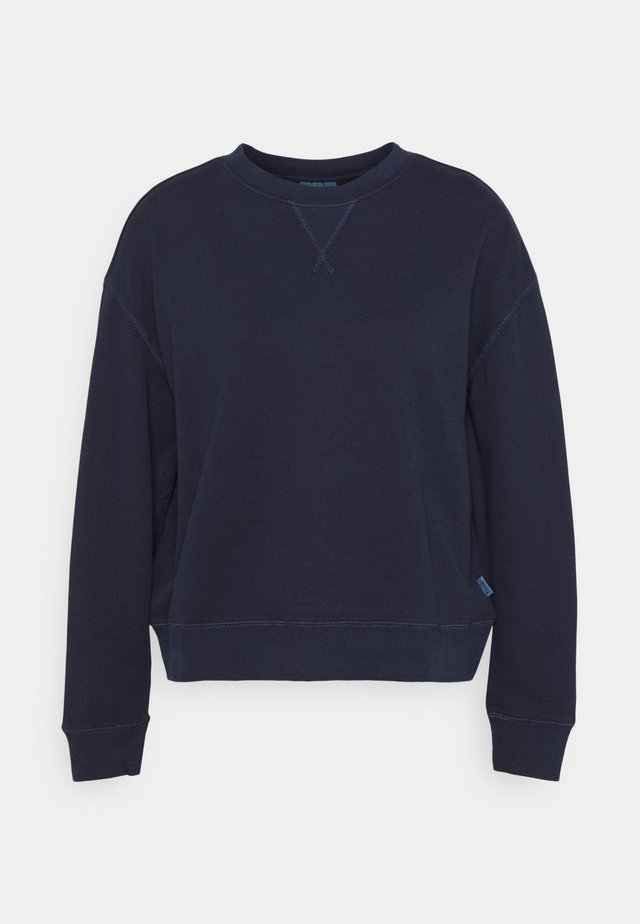 LONGSLEEVE CREWNECK - Sweatshirt - scandinavian blue