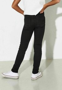 Kids ONLY - KONKENDELL  ETERNAL - Jeans Skinny Fit - black - 1