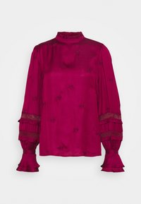 Fabienne Chapot - Long sleeved top - purple sky - 4