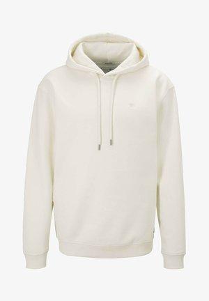 Hoodie - soft light beige