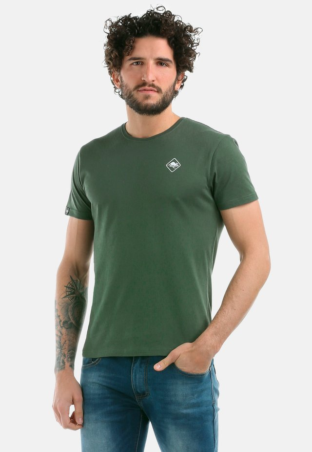 T-shirt basic - militarygreen