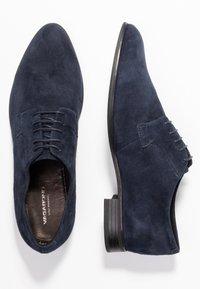 Vagabond - FRANCES - Lace-ups - dark blue - 3