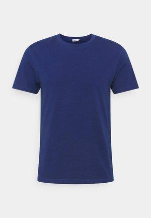 Jednoduché triko - marine blue