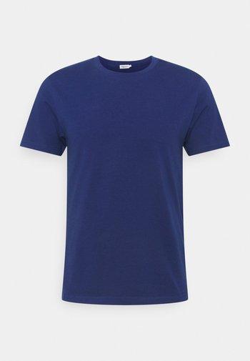 TEE - Basic T-shirt - marine blue
