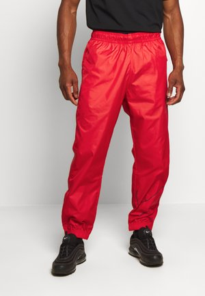 TRACK PANT - Tracksuit bottoms - university red/midnight navy
