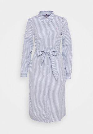 ALEXIS SHIRT DRESS - Košilové šaty - breezy blue