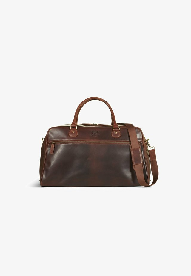 ALBERT - Borsa da viaggio - brown