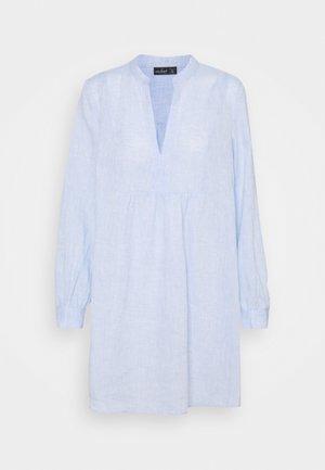 BERIT - Shirt dress - blue