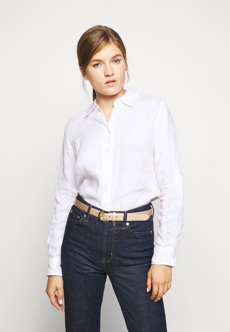 Lauren Ralph Lauren - CHARM CASUAL - Belt - warm gold