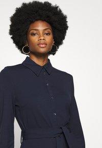 Esprit Collection - DRESS - Jersey dress - navy - 4