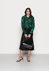 InWear - YASMEEN SHIRT - Button-down blouse - green - 1