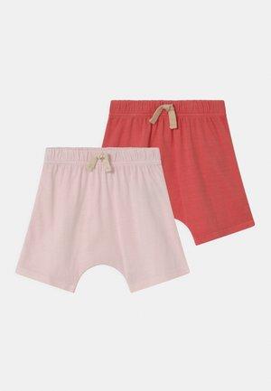 MIKKO 2 PACK  - Shorts - crystal pink/coral crush