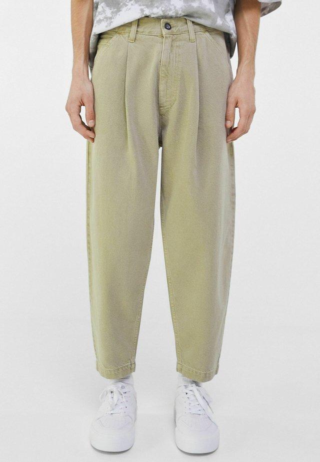Jeans baggy - khaki