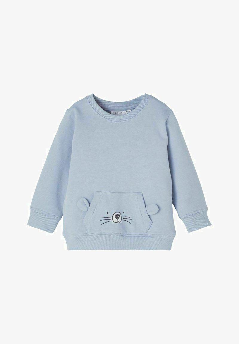 Name it - Sweatshirt - dusty blue