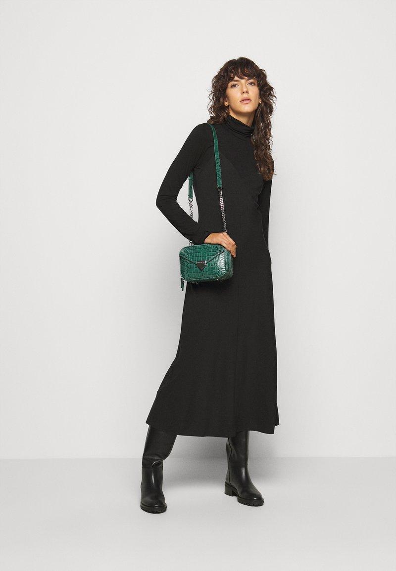 The Kooples - BARBARA - Across body bag - green