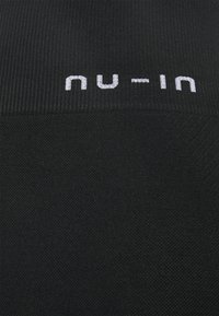NU-IN - HIGH WAIST SEAMLESS LEGGINGS - Leggings - black - 2
