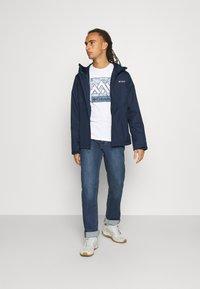 Columbia - INNER LIMITS™ JACKET - Hardshell jacket - collegiate navy - 1