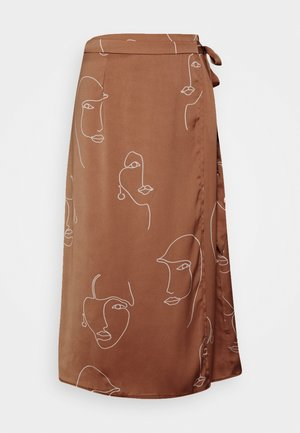 Pencil skirt - thrush