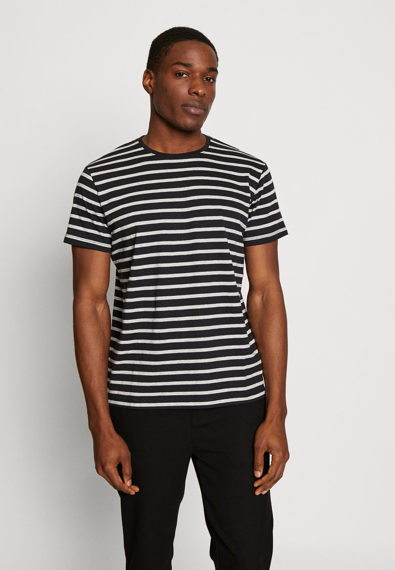Esprit - Print T-shirt - black