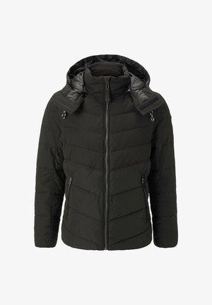 Winter jacket - black uni
