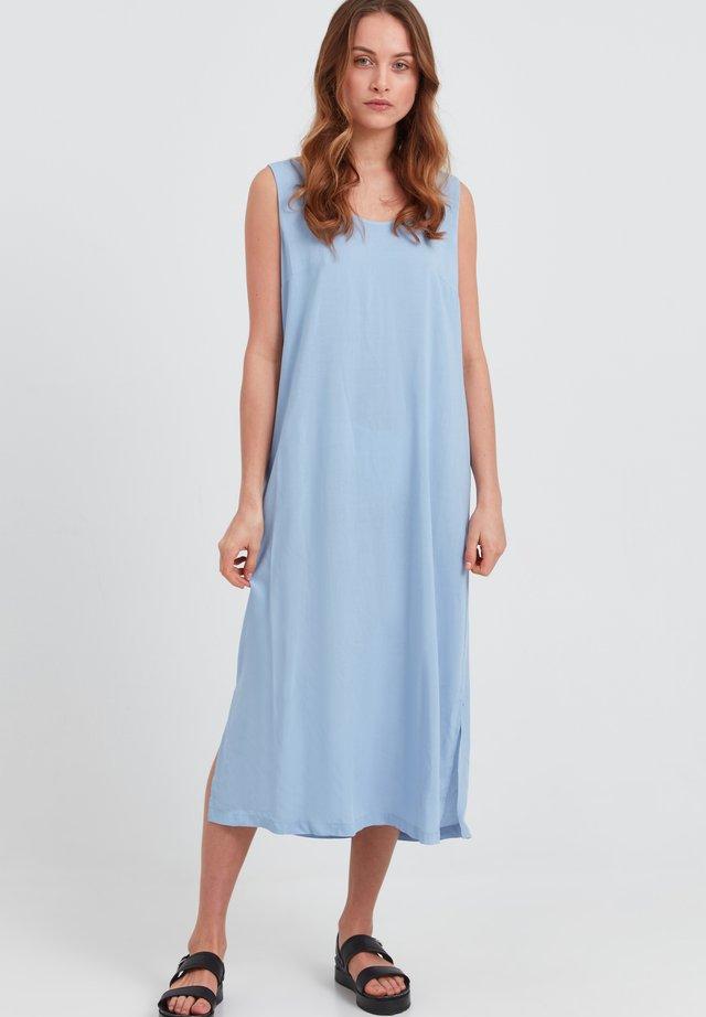 NELLY  - Robe d'été - brunnera blue