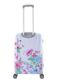 ELLE - Wheeled suitcase - weiß - 1