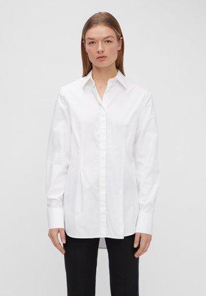 KATHLEEN  - Button-down blouse - white
