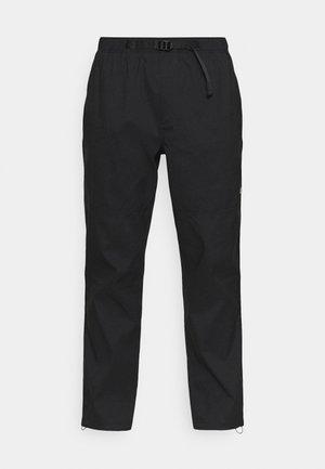CLASS V BELTED PANT - Pantaloni - black