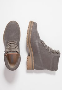 Pier One - Winter boots - grey - 3