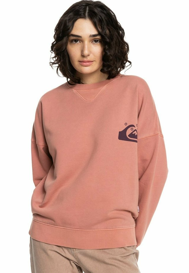 Sweatshirt - rosewood