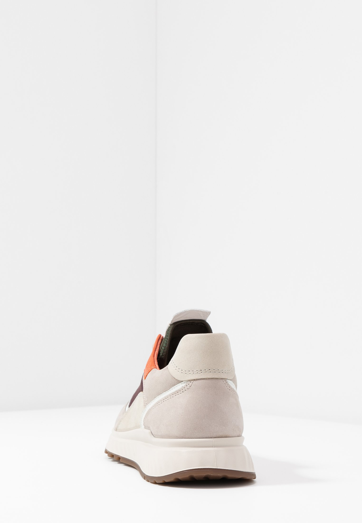 ECCO ST.1 W Sneaker low gravelwhitegrey roseapricot