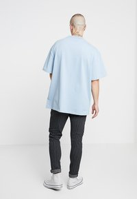 Weekday - GREAT OVERSIZE  - T-shirt - bas - blue - 2