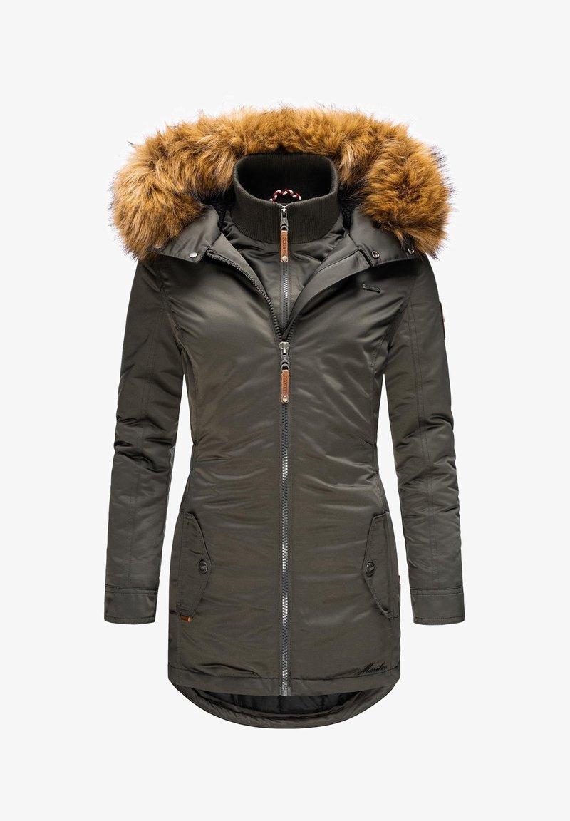 Marikoo - SANAKOO - Winter coat - anthracite