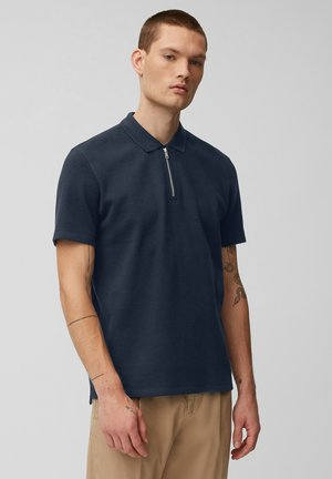 Polo shirt - scandinavian blue