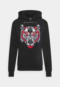Kings Will Dream - DEMON HOODIE - Hoodie - black/red - 4