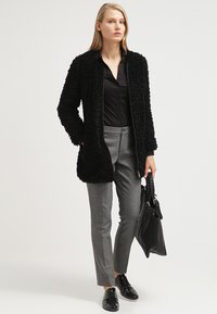 Vero Moda - VMLADY - Button-down blouse - black - 1