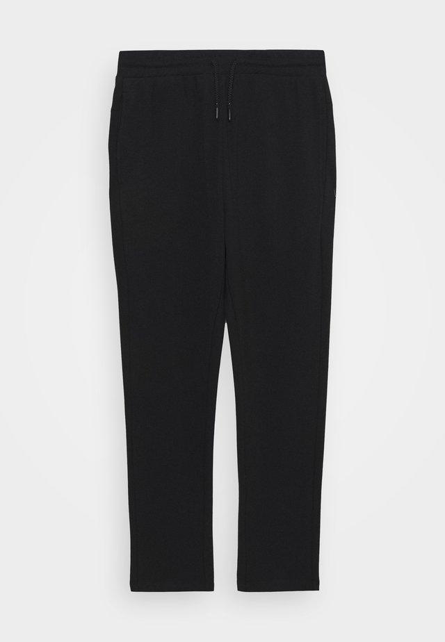 NLMFAKKE  SWEAT PANT - Verryttelyhousut - black