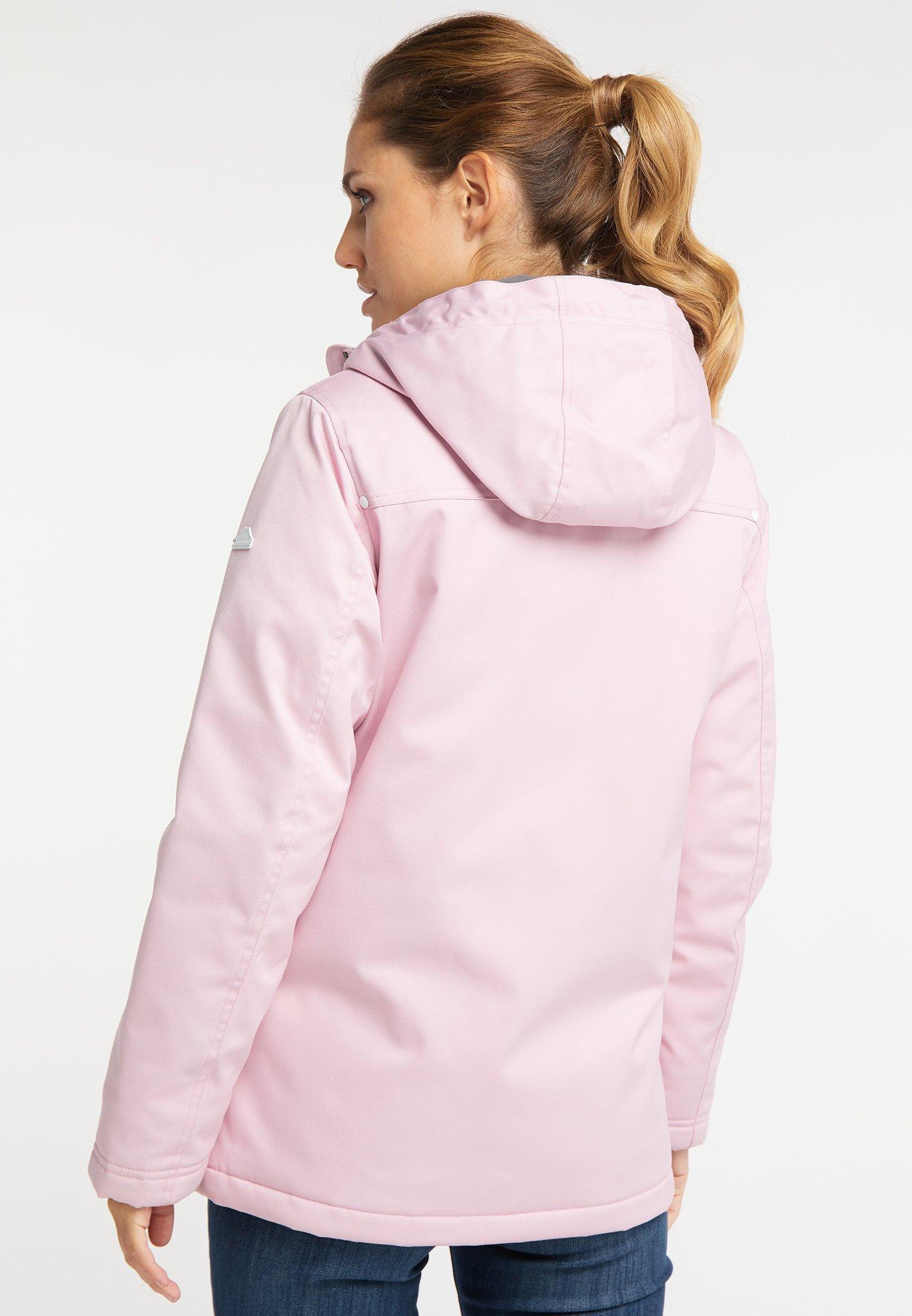 ICEBOUND Winterjacke powder pink/rosa