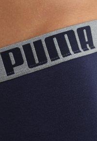 Puma - 3 PACK - Pants - blue/black - 5