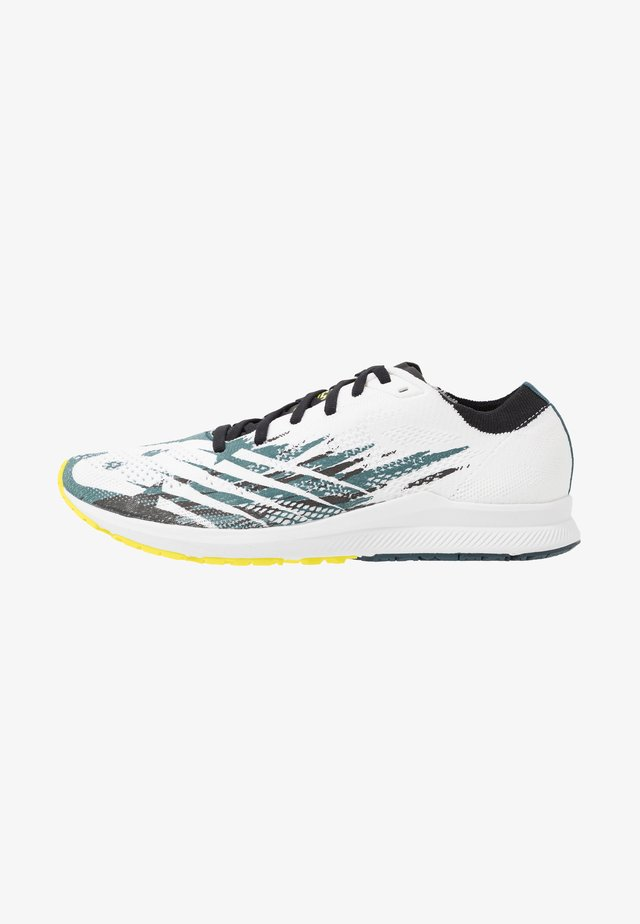 1500 V6 - Competition running shoes - white/blue