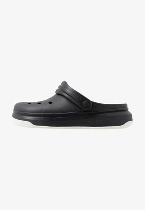 CROCBAND FULL FORCE  - Badesandale - black