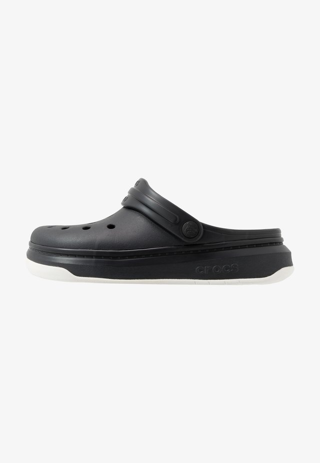 CROCBAND FULL FORCE  - Rantasandaalit - black