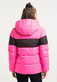 myMo - Winter jacket - pink espresso - 2