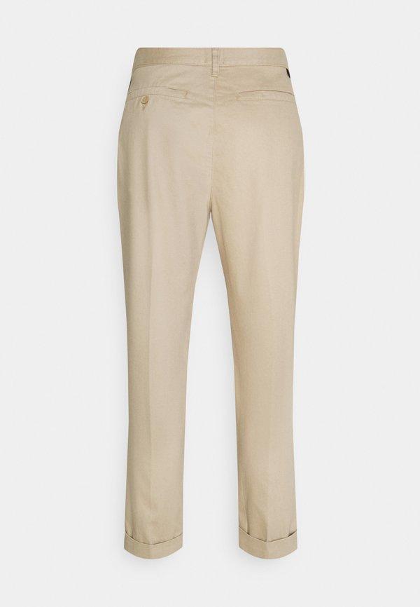 Lee DAREN - Spodnie materiałowe - service sand/beżowy Odzież Męska ENNJ