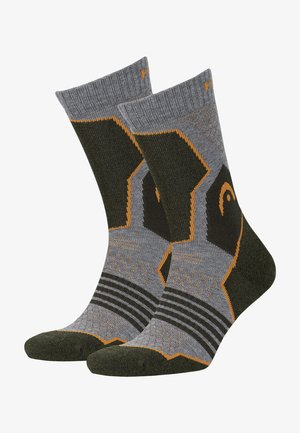 2 PACK - Socks - brown