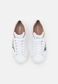 TWINSET - LOGO PRINTED - Trainers - offwhite - 3
