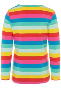 Frugi - ORGANIC COTTON EVERYTHING RAINBOW LONG SLEEVE - Longsleeve - flamingo/multicolor - 1
