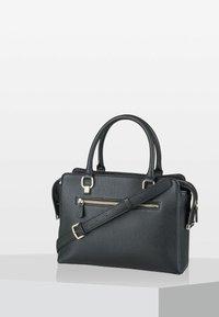 Guess - ANNARITA GIRLFRIEND - Handbag - black - 3