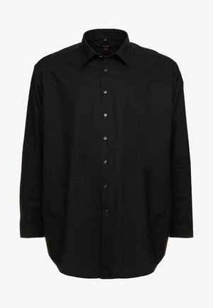 MODERN FIT KENT - Shirt - black