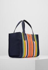 kate spade new york - KITT MEDIUM SATCHEL - Handtasche - parisian navy/ multi - 3